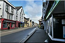 ST0207 : Cullompton, Fore Street by Michael Garlick