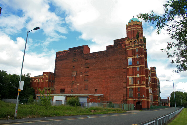 Butts Mill, Leigh
