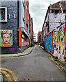 SJ8498 : Back Turner Street by David Dixon
