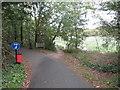 SZ5090 : Shared path near Newport by Malc McDonald