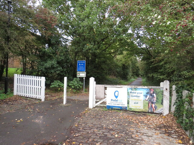 Red Squirrel Trail and NCN23, Newport