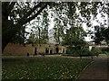 TQ3279 : St George's Churchyard Gardens by Marathon