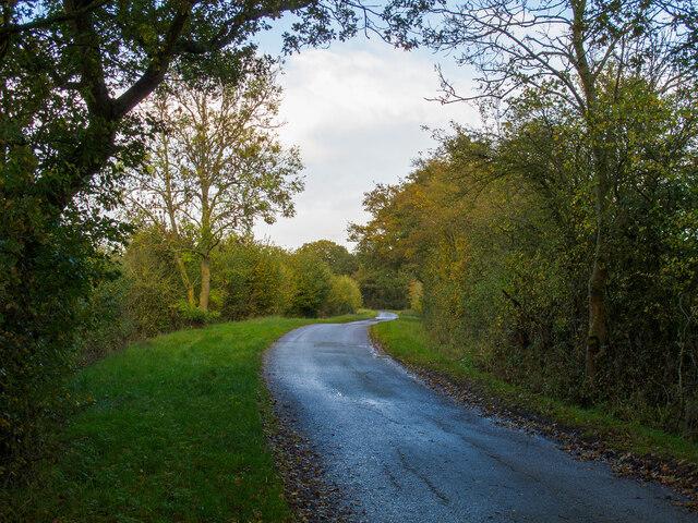 Codham Hall Lane, Great Warley