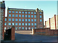ST3208 : Former Holyrood Lace Mill, Chard by Chris Allen