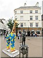 SO8554 : Worcester - Cornmarket by Colin Smith