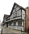 SO8554 : Worcester - Greyfriars by Colin Smith
