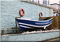 NW9953 : Boat at Portpatrick by Billy McCrorie