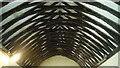 SO2450 : Ceiling inside St. Michael's Church (Nave  | Michaelchurch-on-Arrow) by Fabian Musto