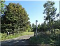 NZ1750 : Public footpath to Langley Moor by Robert Graham