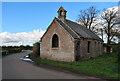 TL3286 : Former chapel at Toll Farm by Hugh Venables