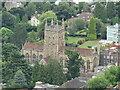 SO7745 : Great Malvern Priory by Colin Smith