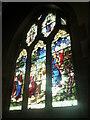 SO5541 : Window inside St. Peter's Church (South aisle | Lugwardine) by Fabian Musto