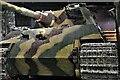 SY8288 : Bovington Tank Museum: Tiger 2 tank by Michael Garlick