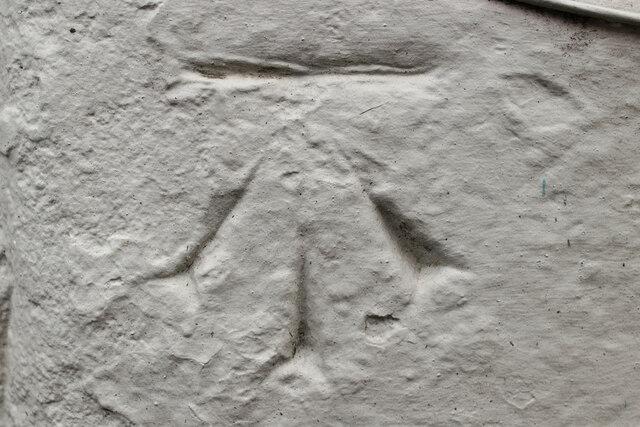 Cut Bench Mark, Bulls Head, Castleton
