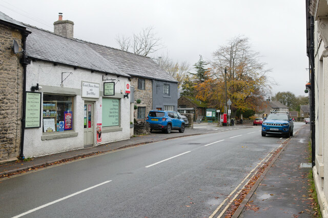 Coach House Stores and Post Office, How Lane