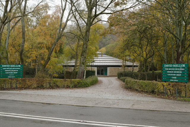 David Mellor Design Museum, Country Shop and Cafe