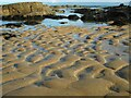 NO6012 : Ripples in the sand by Richard Sutcliffe