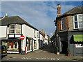 SZ3589 : High Street, Yarmouth by Malc McDonald