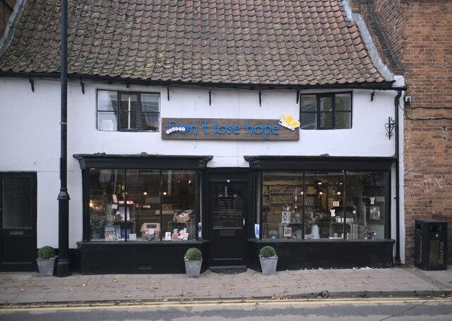 New Charity Shop