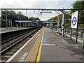 TQ5289 : Gidea Park railway station, Greater London by Nigel Thompson