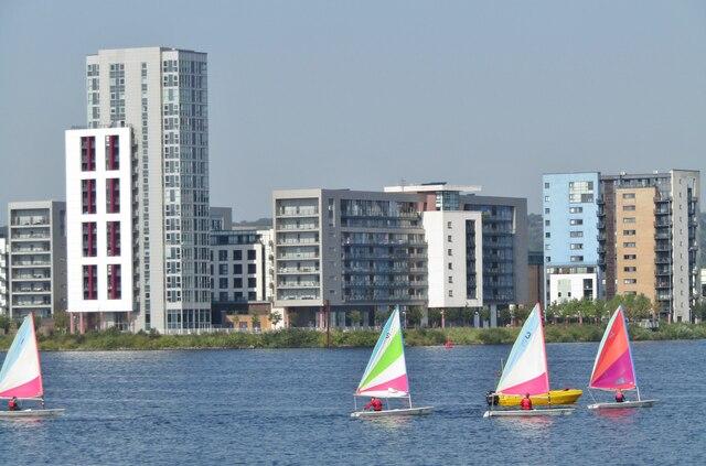 Penarth - Cardiff Bay