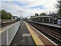 TQ4185 : Manor Park railway station, Greater London by Nigel Thompson