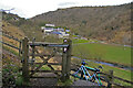SK1772 : Cressbrook Mill from the Monsal Trail by Chris Allen