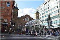 TQ3381 : Liverpool Street Station by N Chadwick
