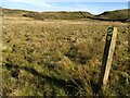SH6333 : A waymarker on the moorland by David Medcalf