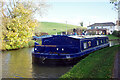 SP5465 : 'Peggie' at Braunston by Stephen McKay
