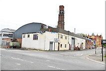 SJ7996 : Trafford Park Village by N Chadwick