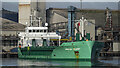 J3576 : The 'Arklow Valiant' at Belfast by Rossographer