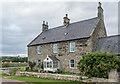 NU1533 : Spindlestone farmhouse by Ian Capper