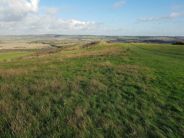 Ivinghoe: Gallows Hill