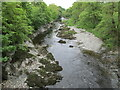 SD6294 : River Lune by T  Eyre