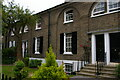 TL4557 : Cambridge: Downing Terrace, on Lensfield Road by Christopher Hilton