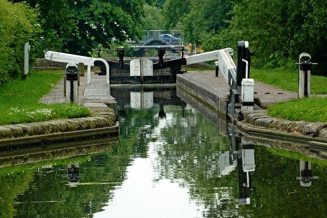 Compton Lock in Wolverhampton