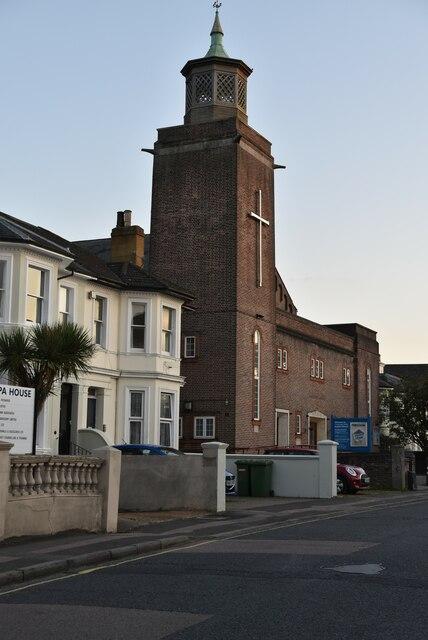Tunbridge Wells Baptist Church by N Chadwick