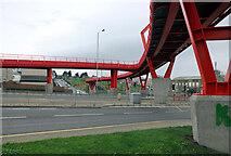 SE1531 : Manchester Road Bridge, Bradford by habiloid