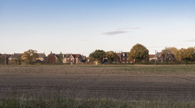 Houses at Witham St Hughes