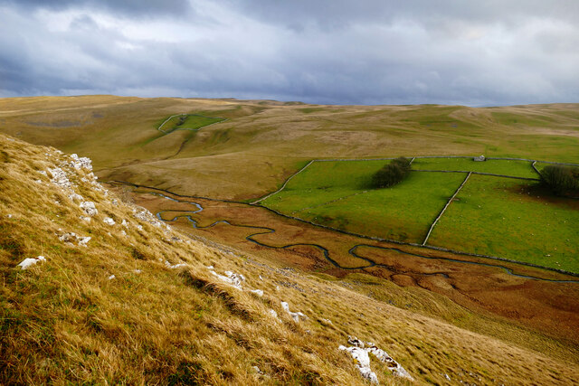 Potts Beck from Little Asby Scar