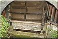 ST8499 : Egypt Mill, Nailsworth - breastshot waterwheel by Chris Allen