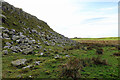 NY9780 : Holm Crag near Great Bavington by Andrew Curtis