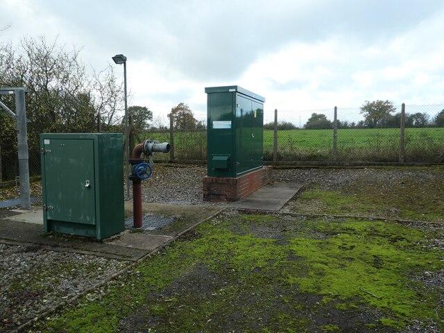 Severn Trent Water infrastructure