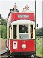 SY2593 : Colyford - Seaton Tramway by Colin Smith