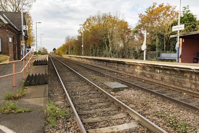 Swinderby Railway Station