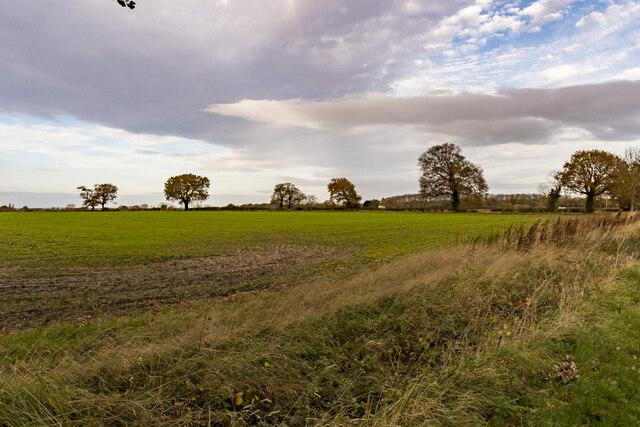Land off Station Road, Swinderby