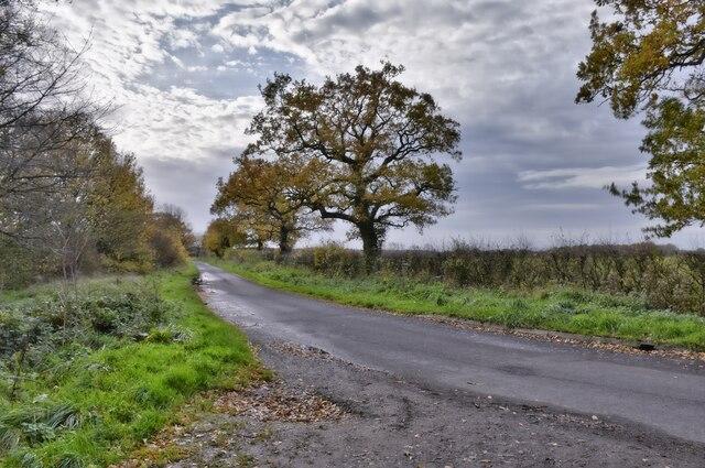 Cow Lane, Swinderby