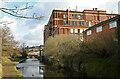 SJ9587 : Goyt Mill, Marple by Chris Allen