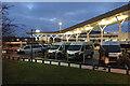 SP0483 : Public entrance, Queen Elizabeth Hospital, Birmingham by Robin Stott